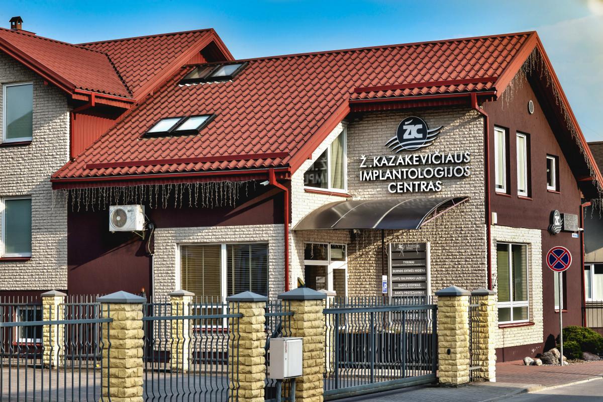 Kazakevičiaus implantologijos centras, UAB