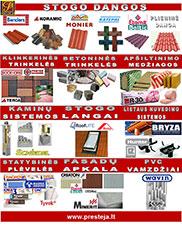 """Prekyba statybinėmis ir apdailos medžiagomis, UAB """"Prestėja"""""""