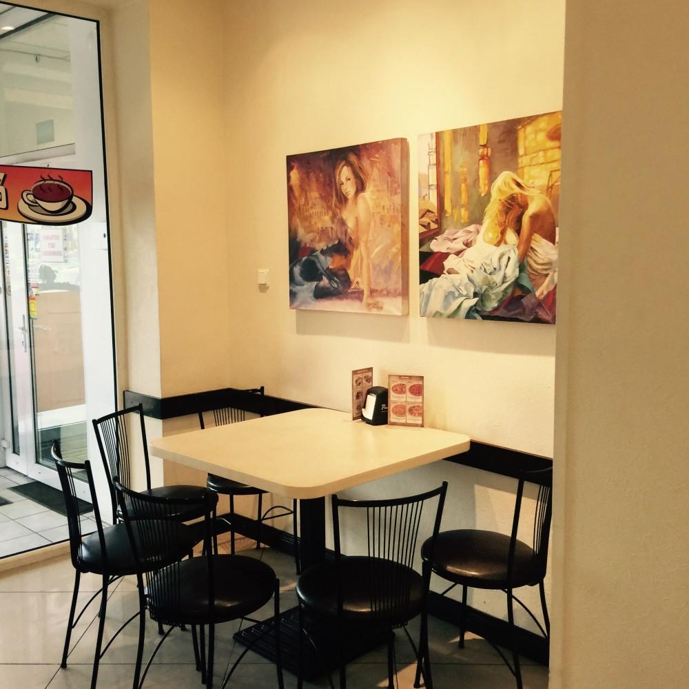 Grifas, parduotuvė-kavinė, K. Pociaus prekybos įmonė