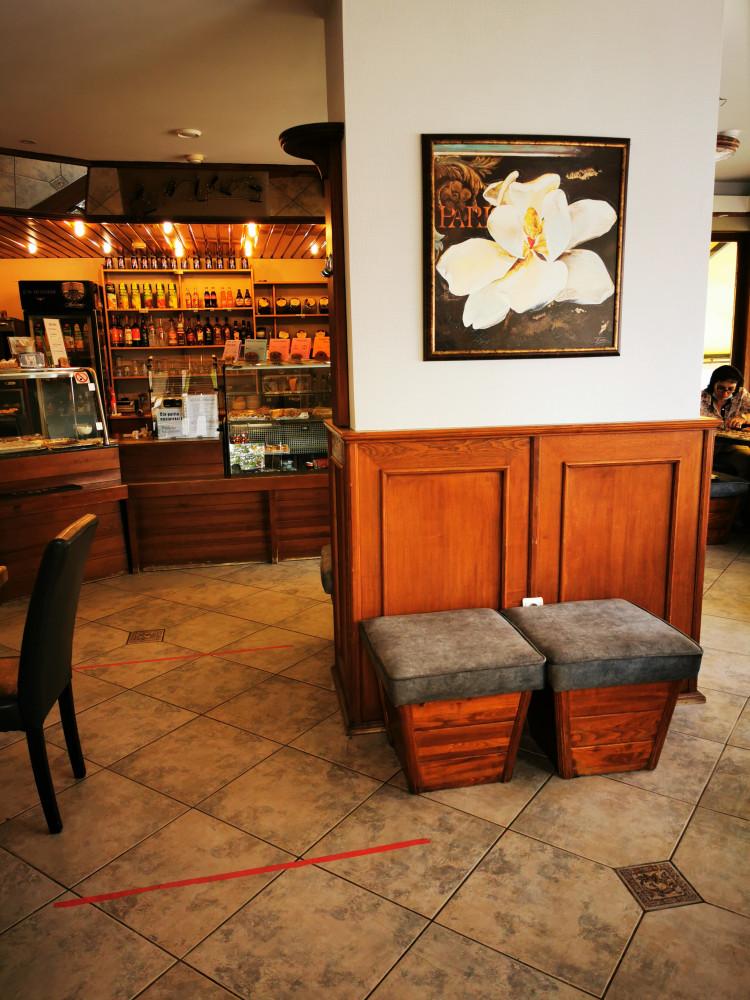 Nida, kavinė