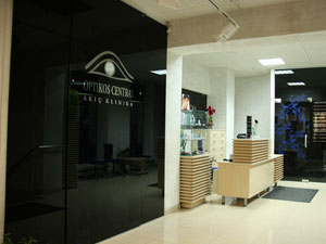 """Optikos salonas ir optometrijos kabinetas, UAB """"Optikos centras"""""""