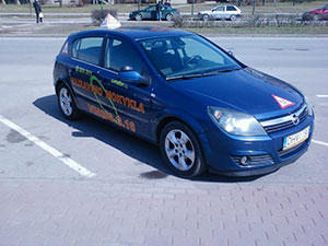 A. Strižak IĮ, vairavimo mokykla