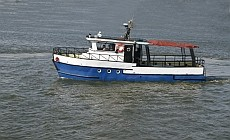 Gunda-Gundinga, laivas