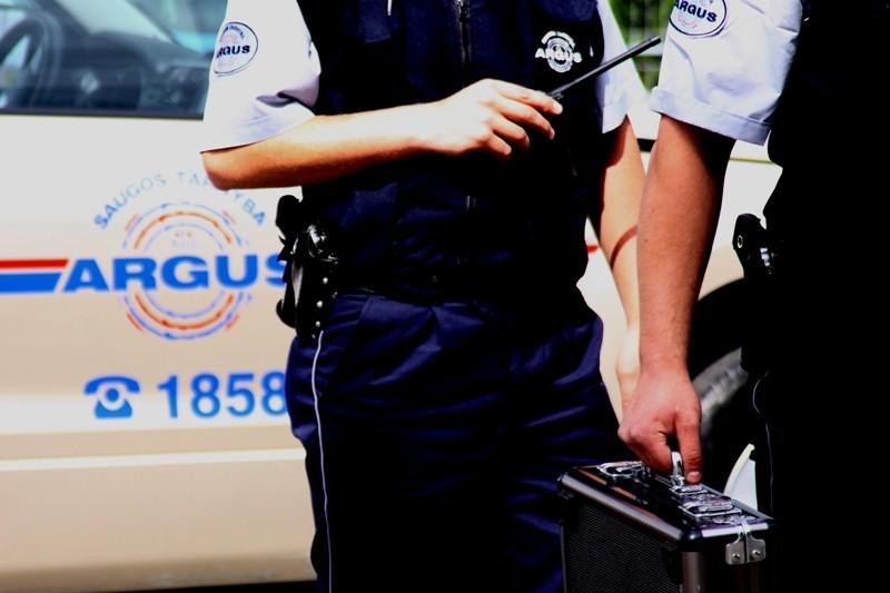 Argus, saugos tarnyba, UAB, Šiauliuose