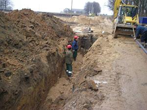 Požeminių linijų statyba, UAB