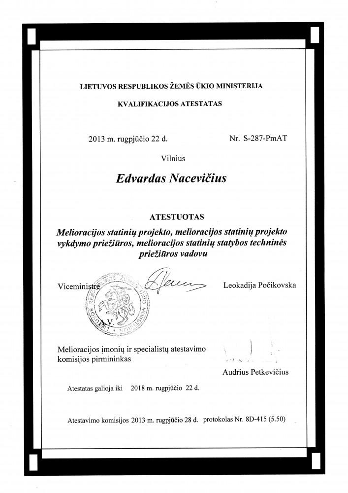 Edmeta, E. Nacevičiaus firma