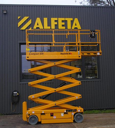 Alfeta, UAB