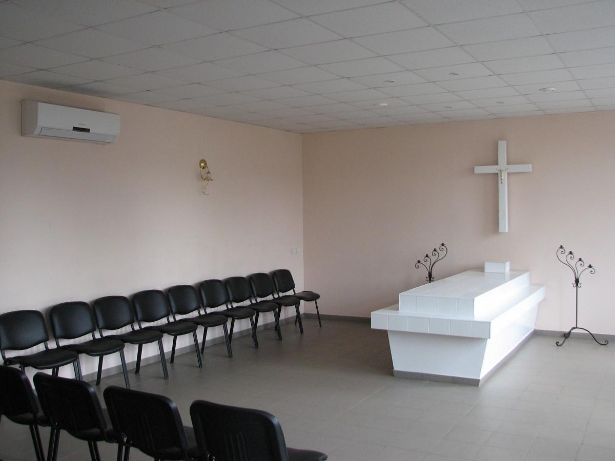 Dorovalė, laidojimo paslaugų biuras, šarvojimo salė, UAB