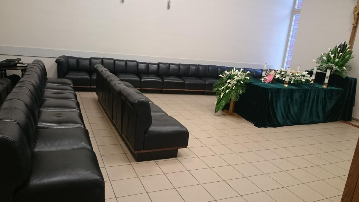 Gedulas, laidojimo paslaugų biuras