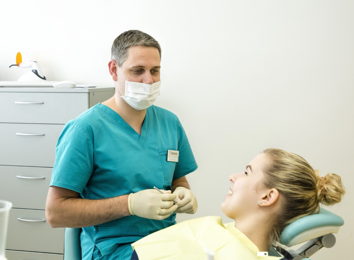 """Odontologijos klinika, Kauno """"Denticija"""""""