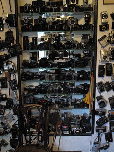 Fotoaparatų taisykla