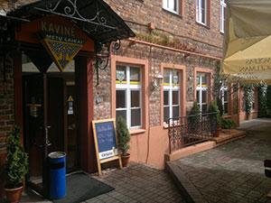 Keturi metų laikai, kavinė-baras ir viešbutis