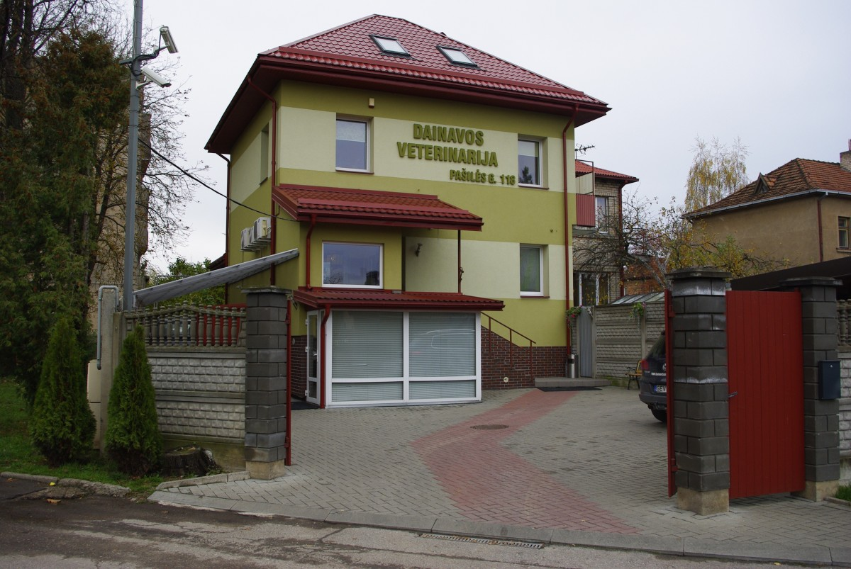 Dainavos veterinarija, UAB