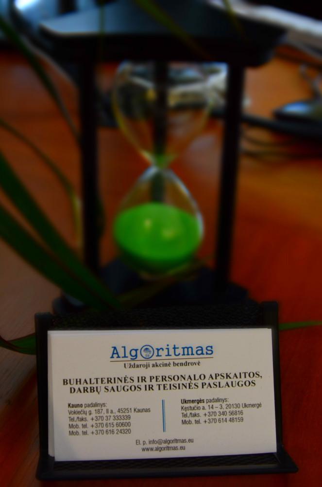 Algoritmas, Ukmergės filialas, UAB