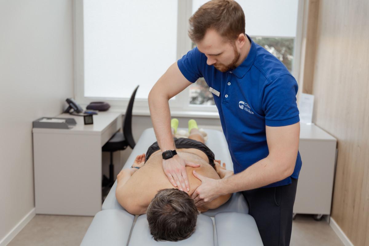 Ortopedijos technika, Vilniaus filialas, AB