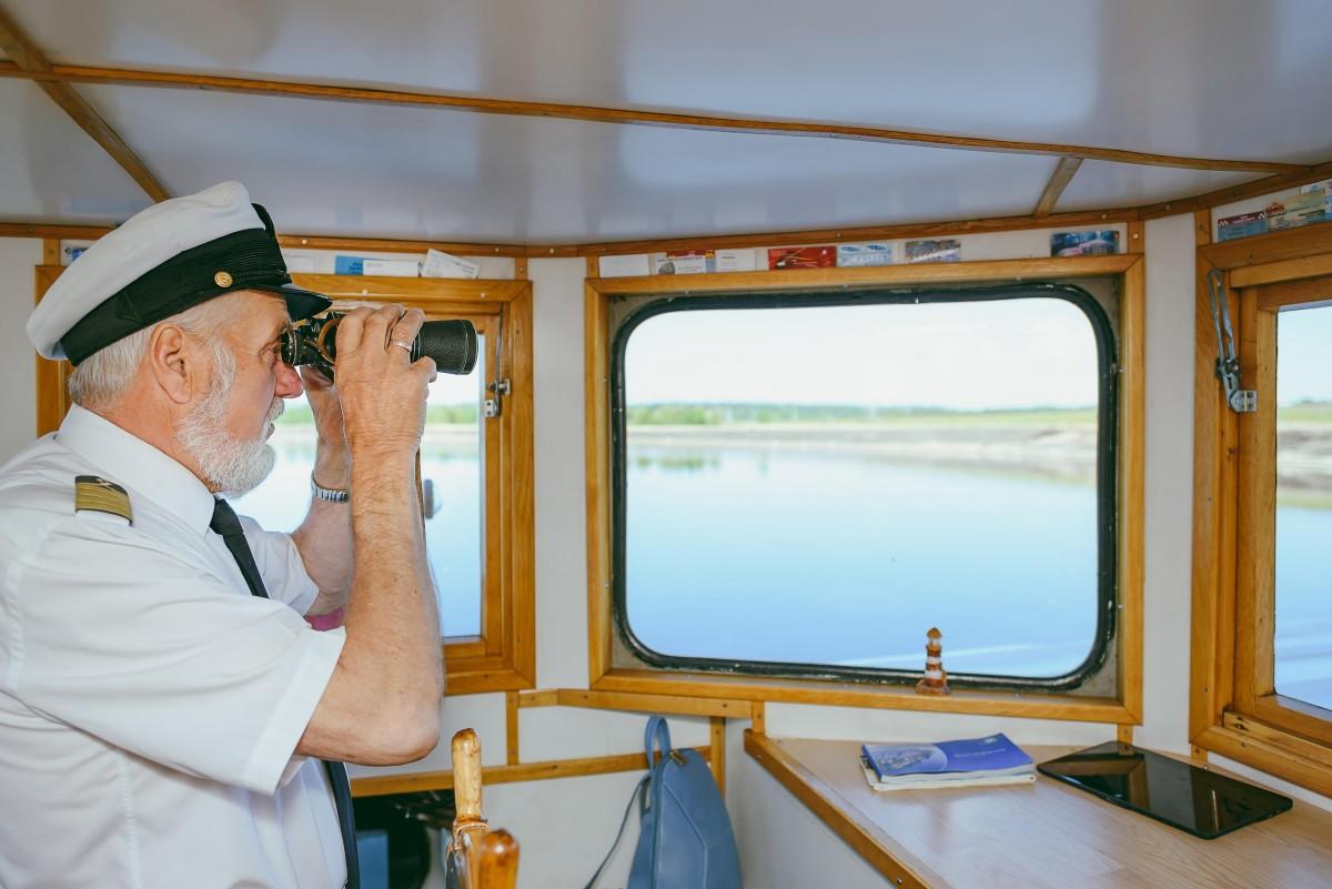 Keleiviniai-pramoginiai laivai
