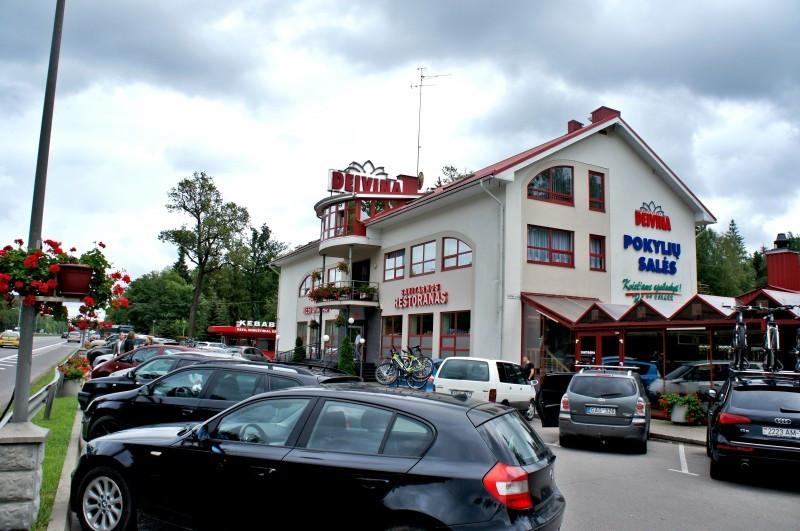 Deivina, restoranas, UAB