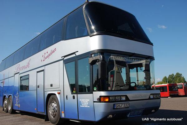 Algimanto autobusai, UAB