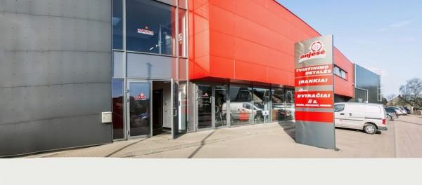 Anjesė, Vilniaus filialas, UAB