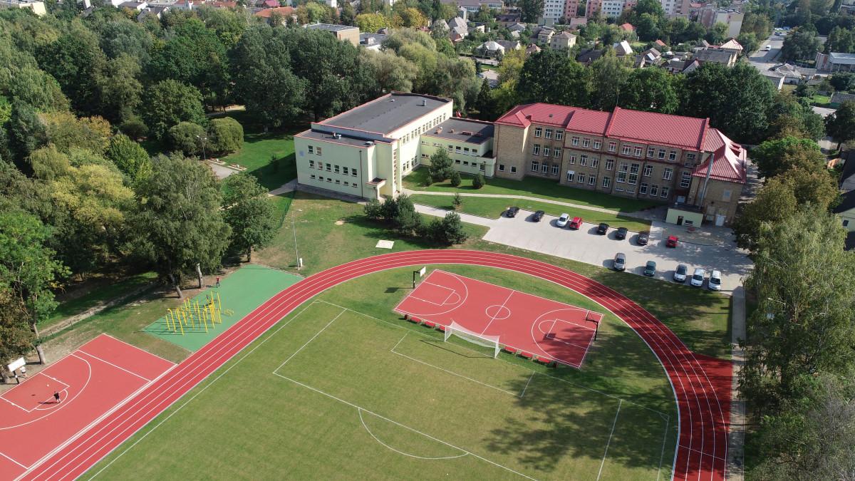 """Joniškio """"Aušros"""" gimnazija"""