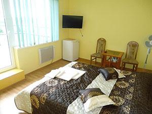 Jurbarkas, viešbutis