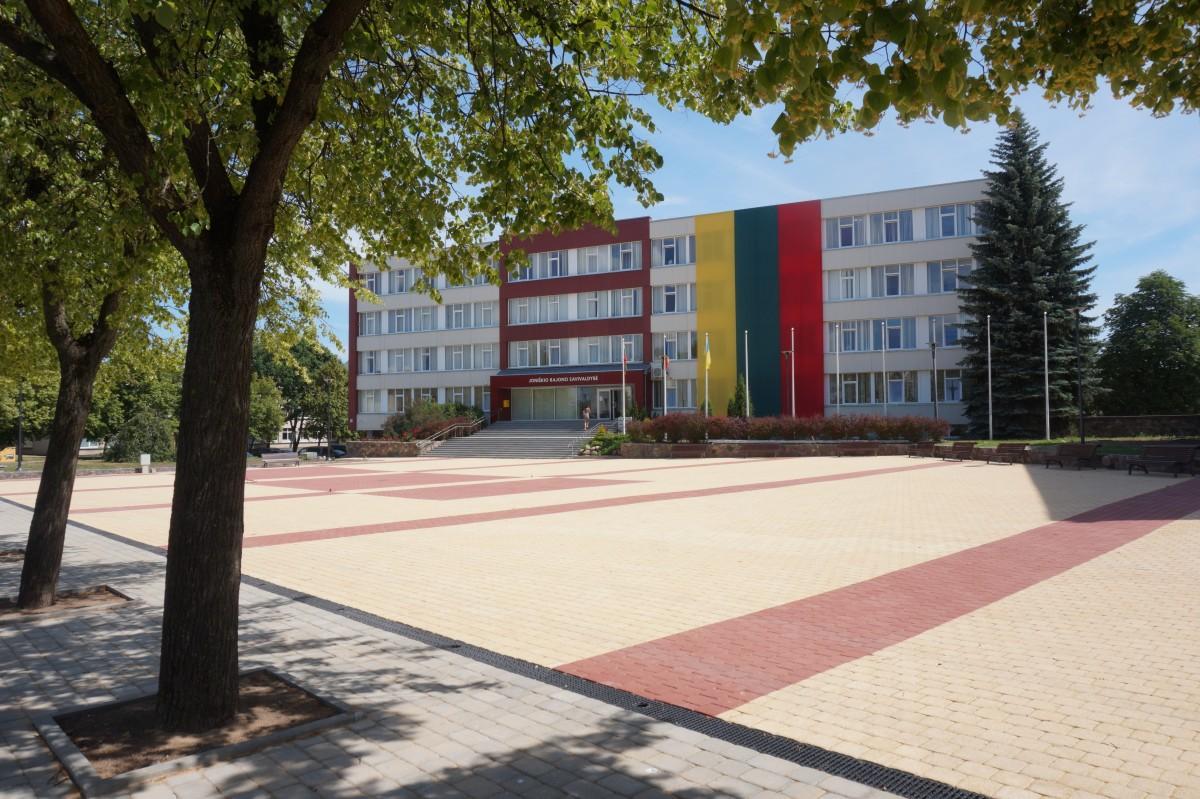 Joniškio r. savivaldybės administracija