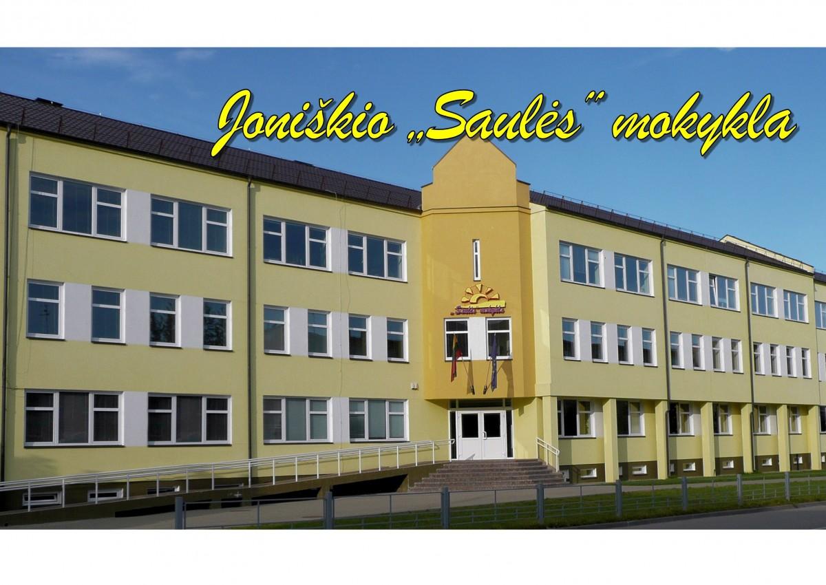 """Joniškio """"Saulės"""" pagrindinė mokykla"""