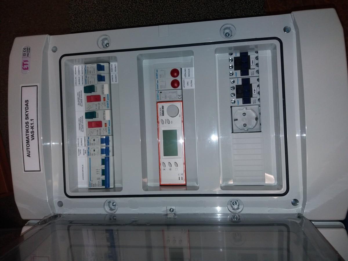 Apšildymo ir ventiliacijos automatizavimo centras, UAB
