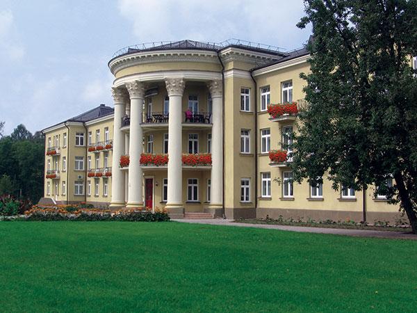 Draugystės sanatorija, UAB