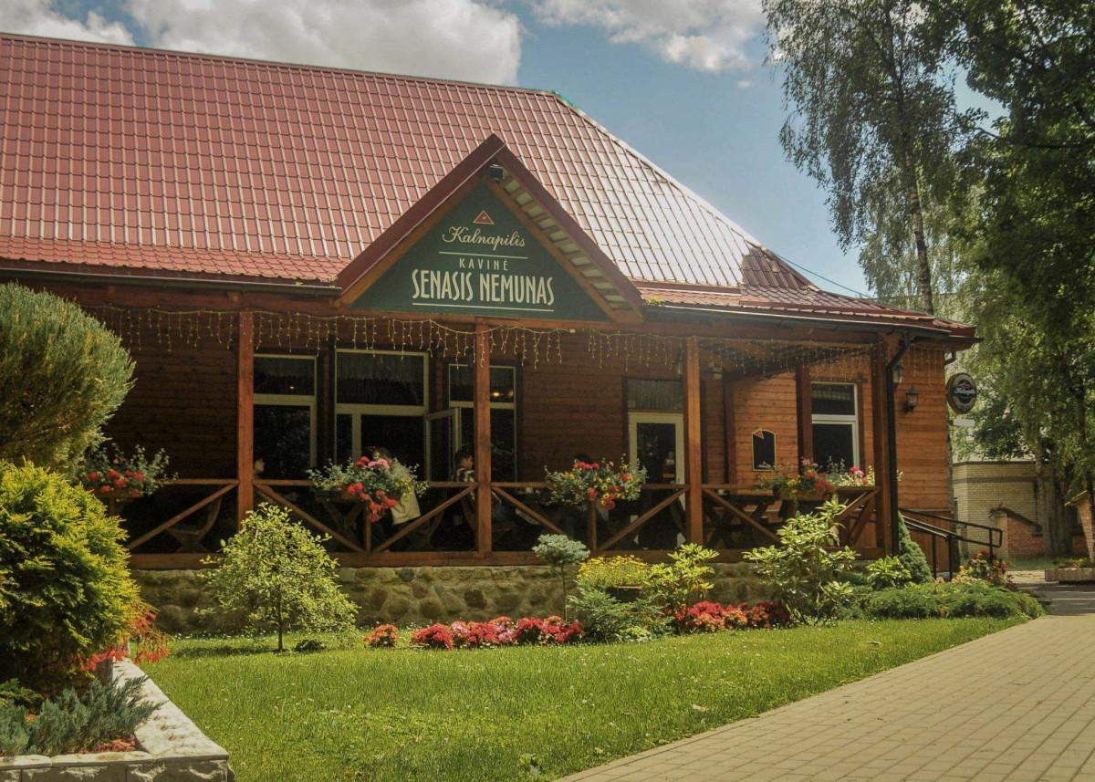 Senasis Nemunas, kavinė