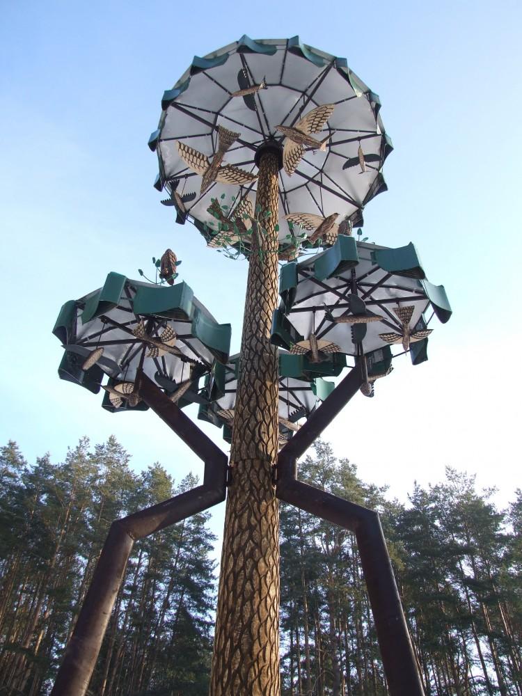 A. Česnulio skulptūrų ir poilsio parkas