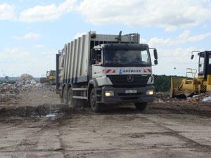 Alytaus stambiųjų bei kitų atliekų surinkimo aikštelė