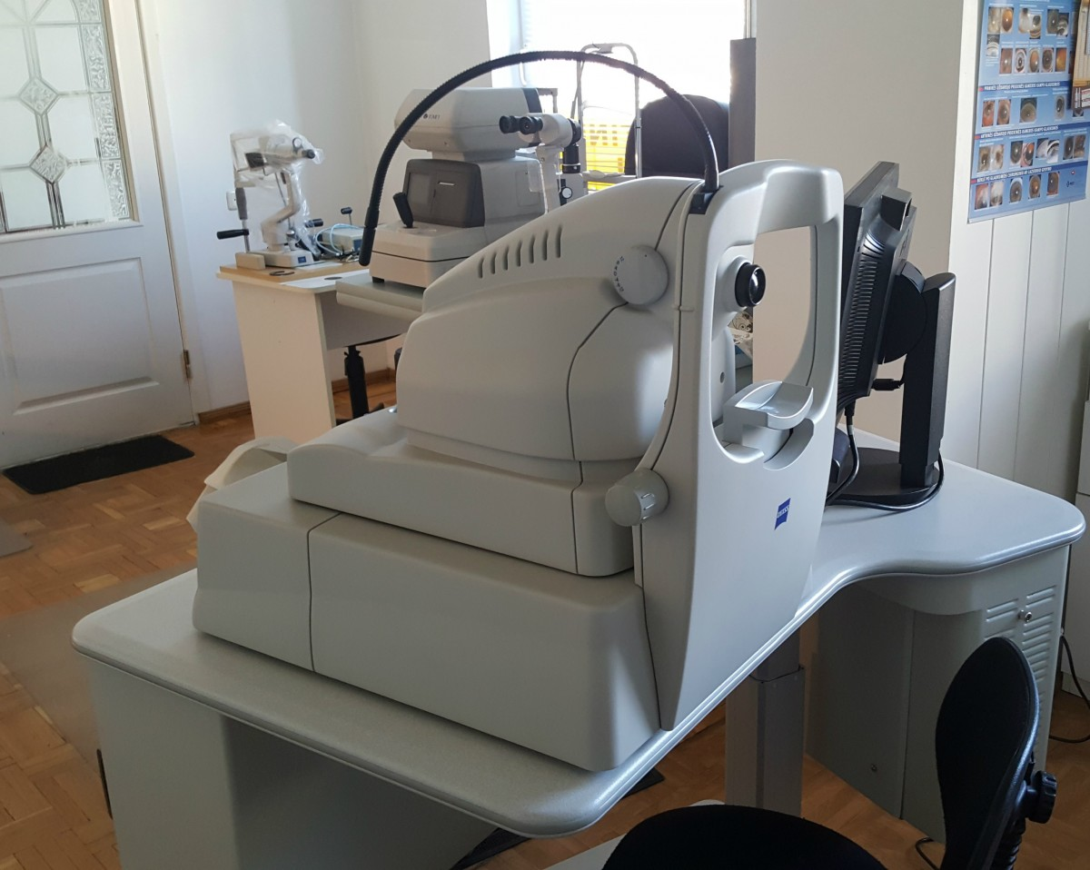 Akių ligų-optikos kabinetas, V. Mekionienės IĮ