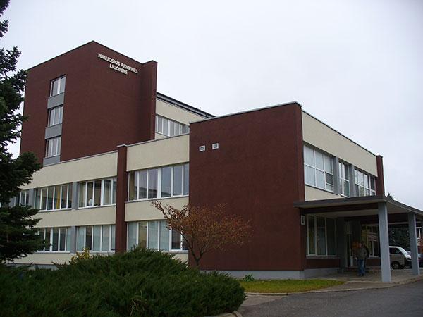 Naujosios Akmenės ligoninė, VšĮ