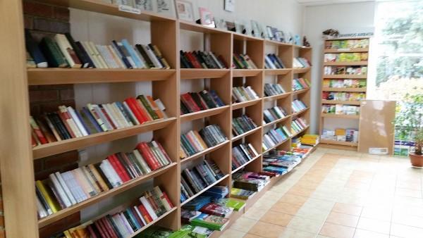 Knygynas, kanceliarinės prekės