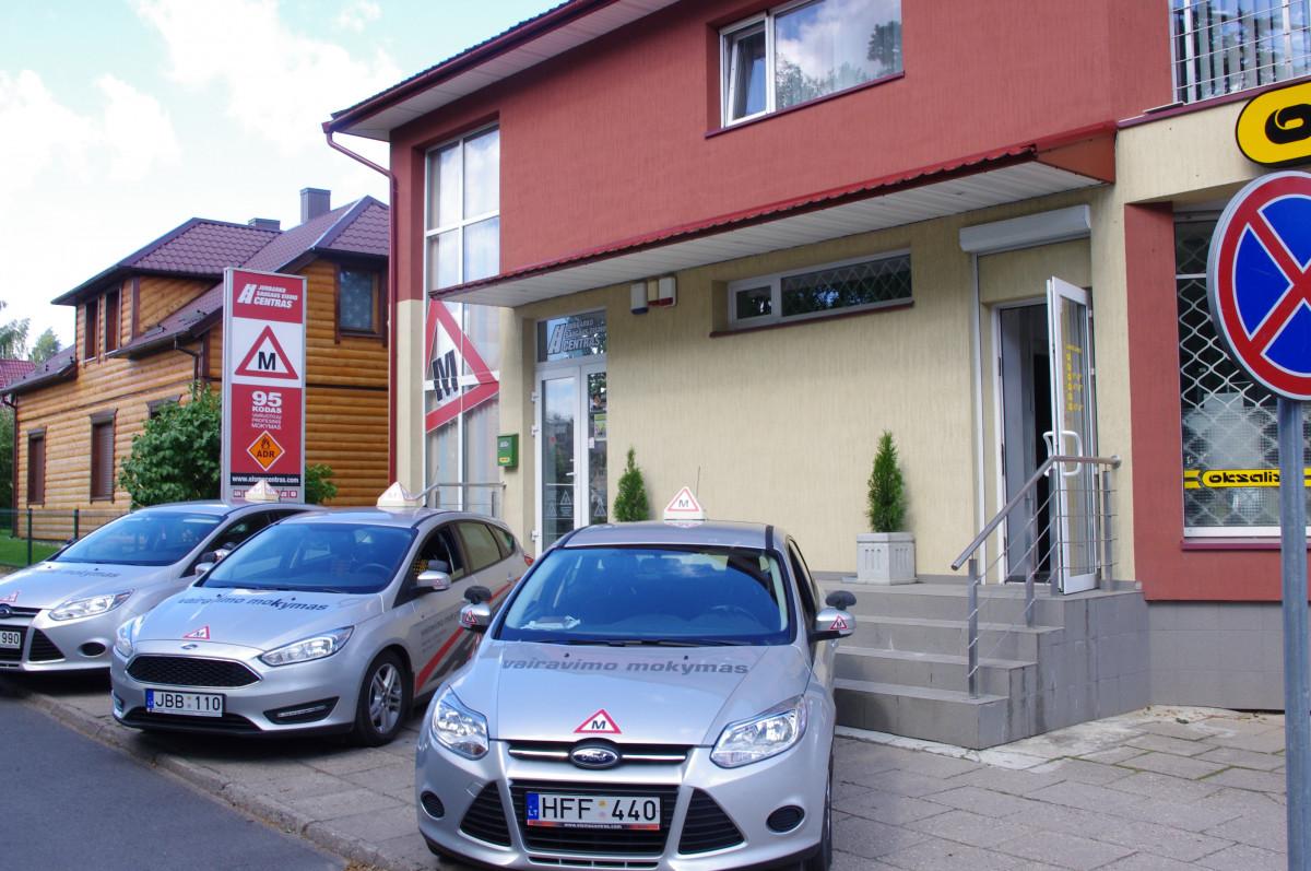 Jurbarko saugaus eismo centras, IĮ