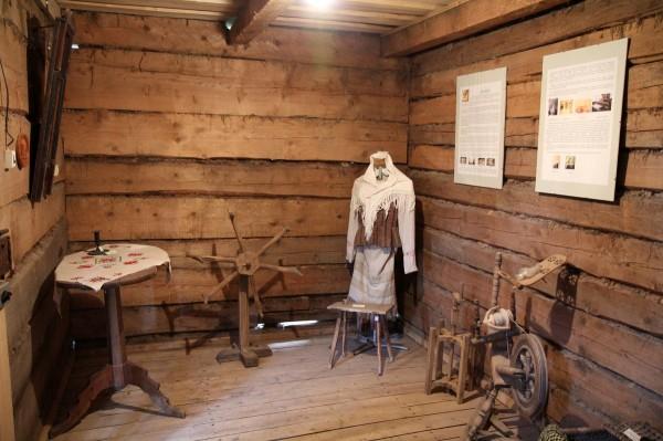 Kazimiero Jauniaus klėtelė-muziejus
