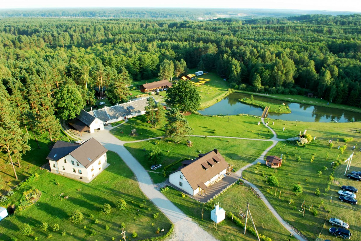 Skrebinų kaimo turizmo sodyba