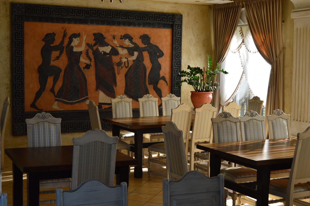 Delfai, kavinė
