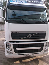 Transtiros sunkvežimių servisas, UAB