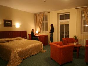 Grėjaus namas, viešbutis-restoranas