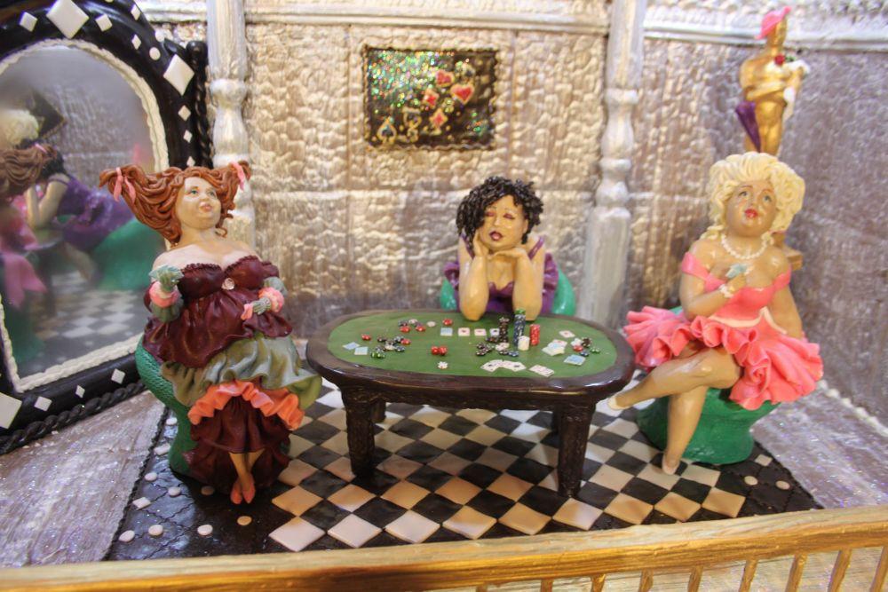 Šokolado skulptūrų muziejus