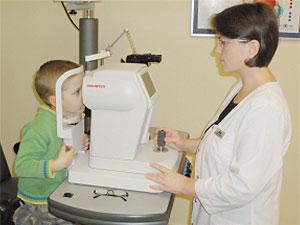 """Optikos salonas ir akių ligų, ortoptinis kabinetas, UAB """"Optikos centras"""""""