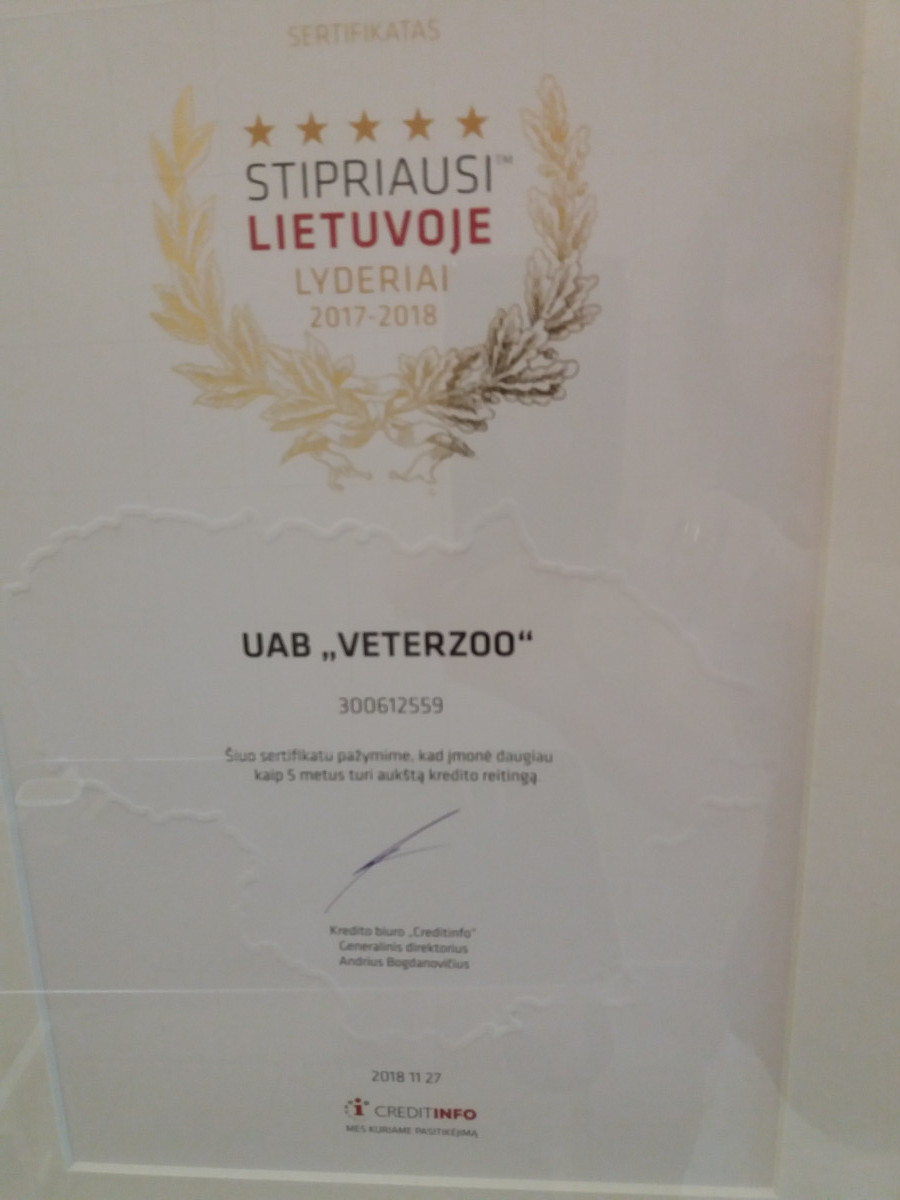 Veterzoo, UAB