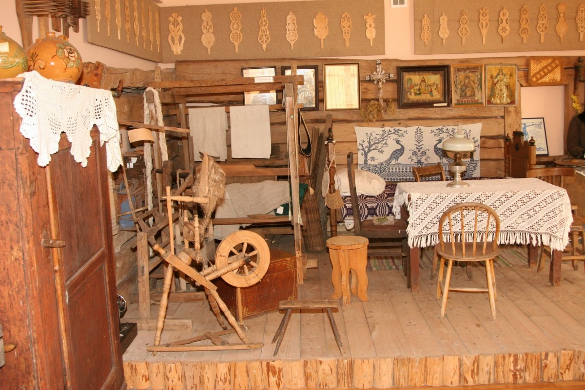 Šaukėnų kraštotyros muziejus