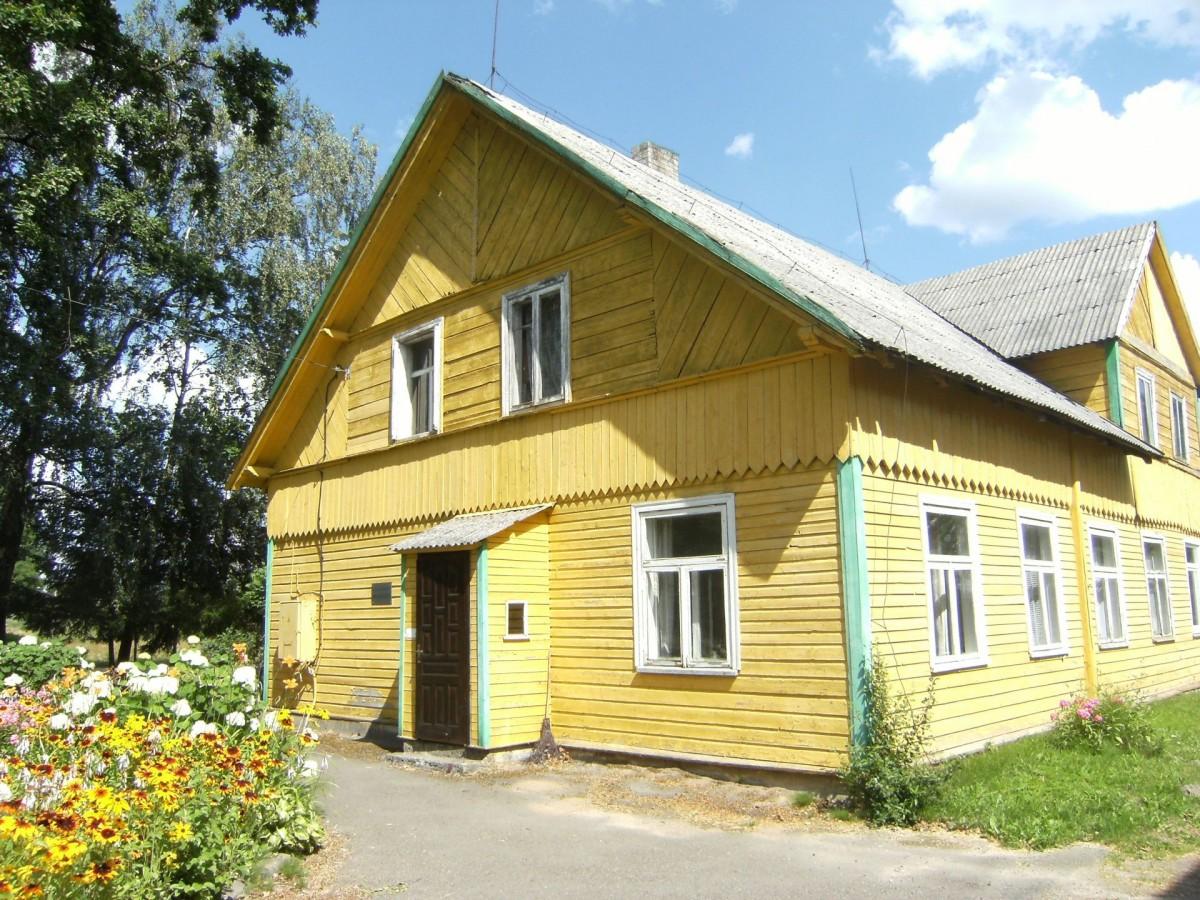 Žalpių kraštotyros muziejus