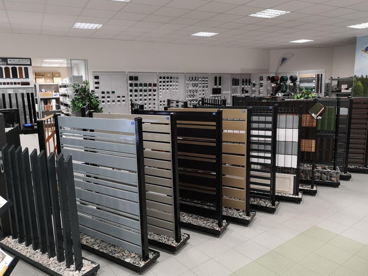 Metallum novum, Klaipėdos filialas, UAB