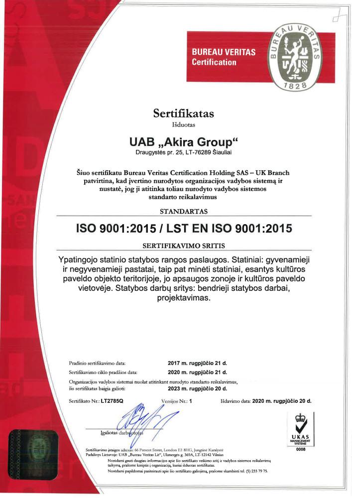 Akira Group, UAB