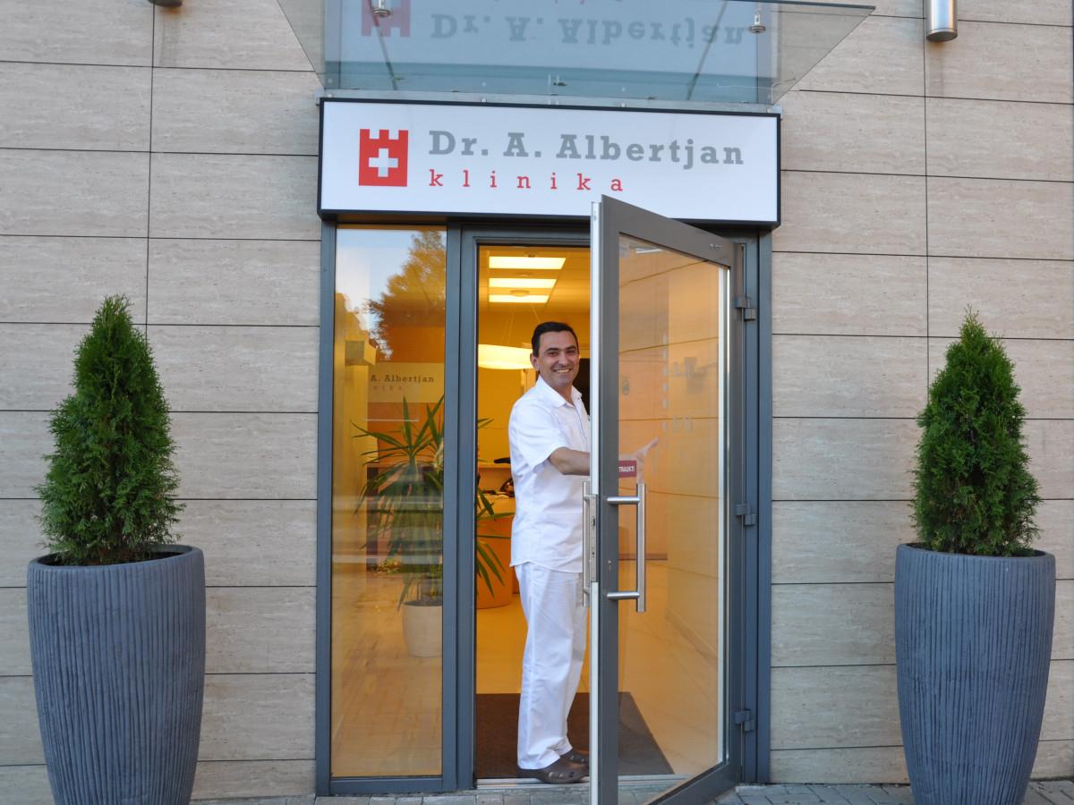 Dr. A. Albertjan klinika