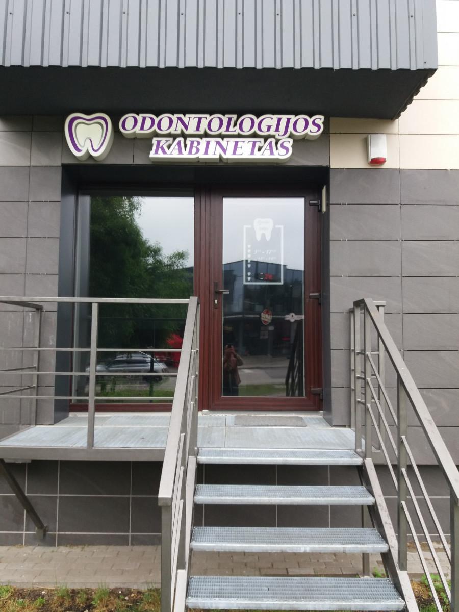 Inrevila, odontologijos kabinetas, UAB